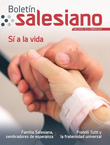 Boletín Salesiano, febrero de 2021