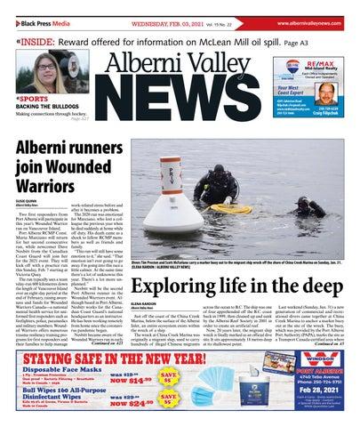 Alberni Valley News, February 3, 2021