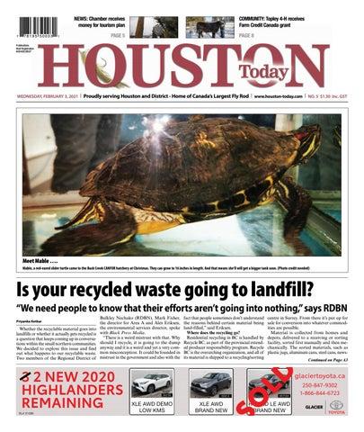 Houston Today, February 3, 2021