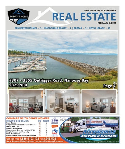 February 03, 2021 Parksville Qualicum Beach News