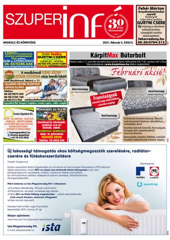 Miskolc, 2021.02.05
