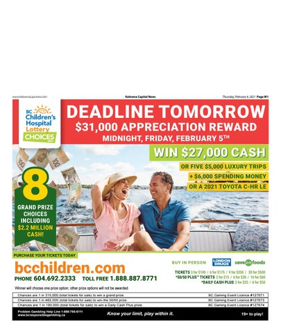 February 04, 2021 Kelowna Capital News