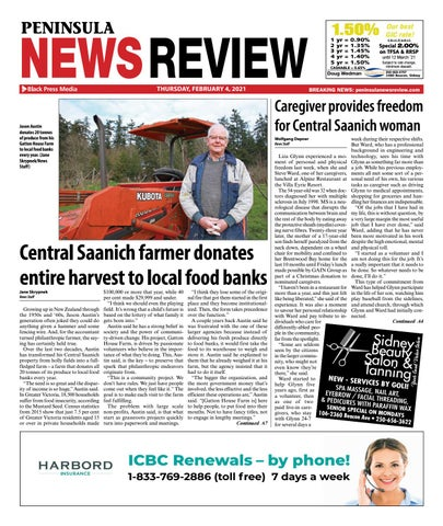 Peninsula News Review, February 4, 2021