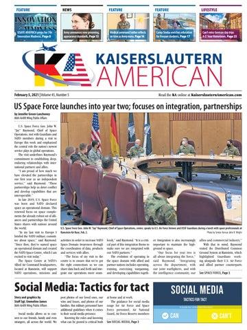 Kaiserslautern American - February 5, 2021