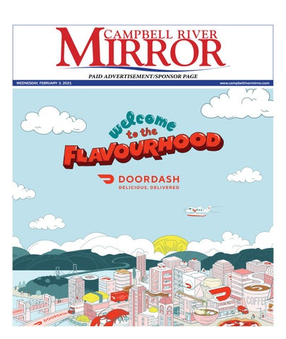 Campbell River Mirror, February 3, 2021