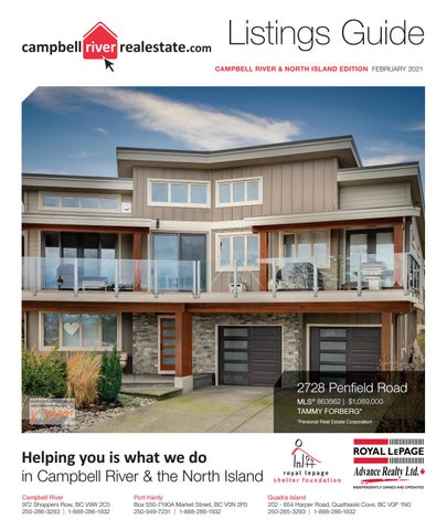 February 03, 2021 Campbell River Mirror