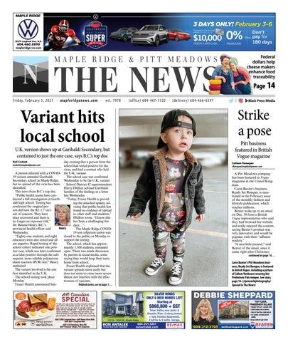 Maple Ridge News, February 5, 2021