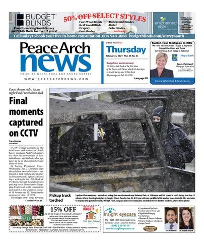 Peace Arch News, February 4, 2021