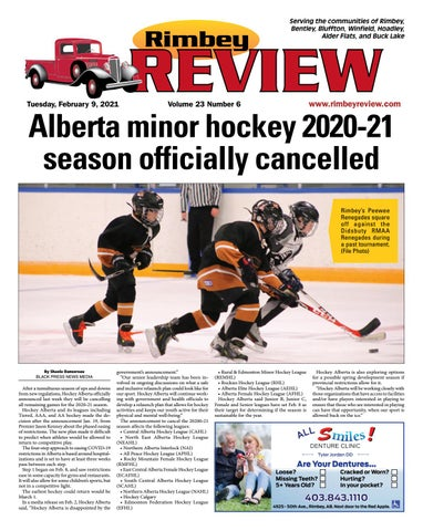 Rimbey Review, February 9, 2021