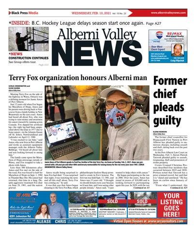 Alberni Valley News, February 10, 2021