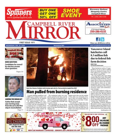 Campbell River Mirror, February 10, 2021