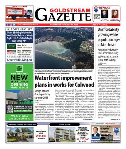 Goldstream News Gazette, February 10, 2021