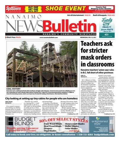Nanaimo News Bulletin, February 10, 2021