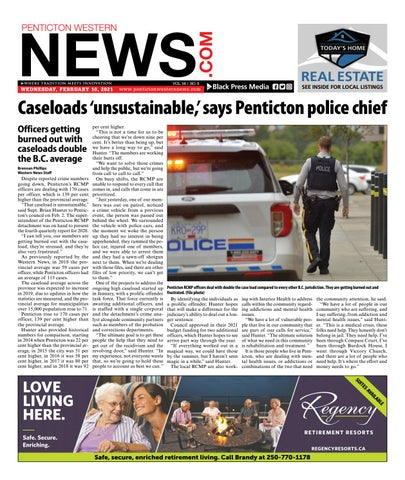 Penticton Western News, February 10, 2021