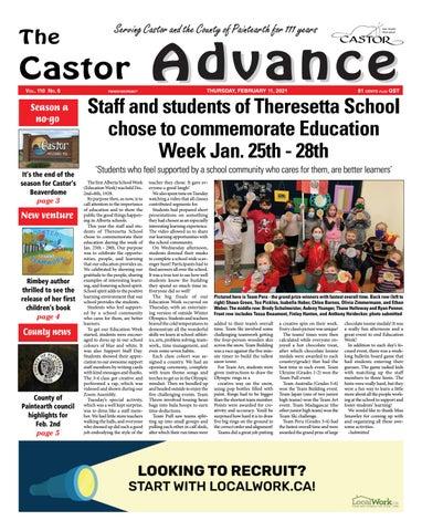 Castor Advance, February 11, 2021