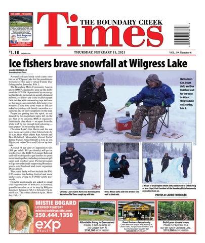 Boundary Creek Times, February 11, 2021