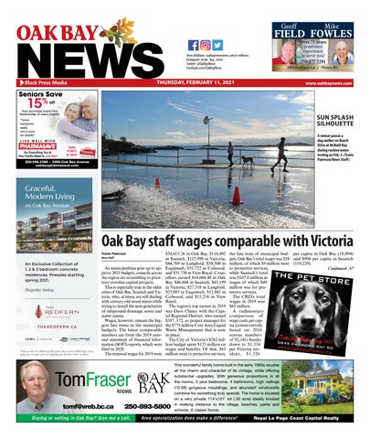 Oak Bay News, February 11, 2021
