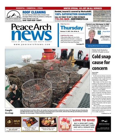 Peace Arch News, February 11, 2021
