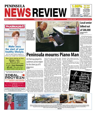 Peninsula News Review, February 11, 2021