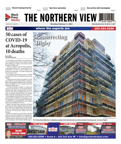 The Northern View/Northern Connector, February 11, 2021