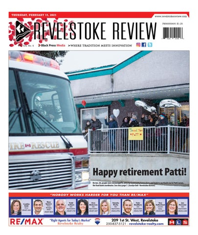 Revelstoke Times Review, February 11, 2021