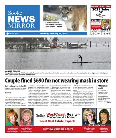 Sooke News Mirror, February 11, 2021