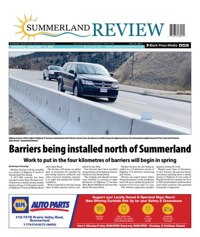 Summerland Review, February 11, 2021