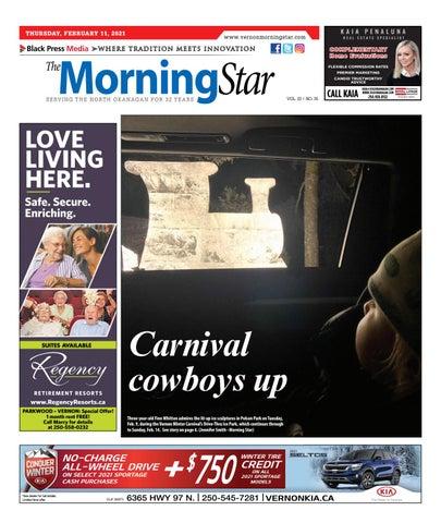 Vernon Morning Star, February 11, 2021
