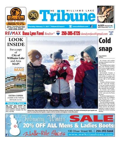 Williams Lake Tribune, February 11, 2021