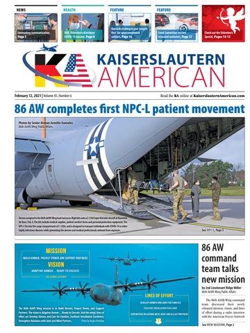Kaiserslautern American - February 12, 2021
