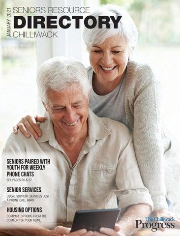 Seniors Resource Directory 2021