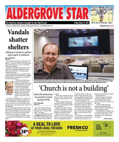 Aldergrove Star, February 12, 2021