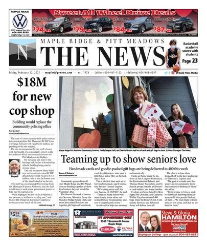 Maple Ridge News, February 12, 2021