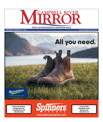 Campbell River Mirror, February 17, 2021