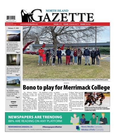 North Island Gazette, February 17, 2021