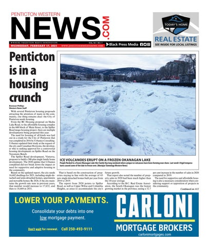 Penticton Western News, February 17, 2021