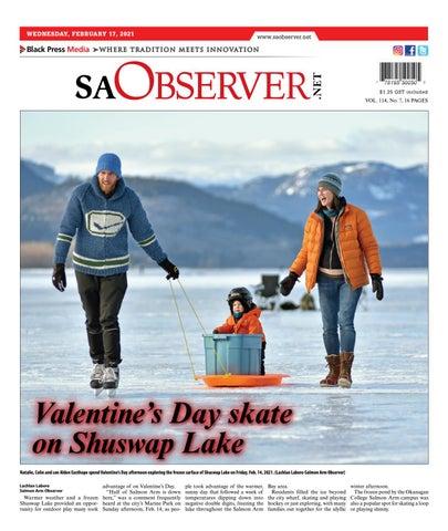 Salmon Arm Observer, February 17, 2021