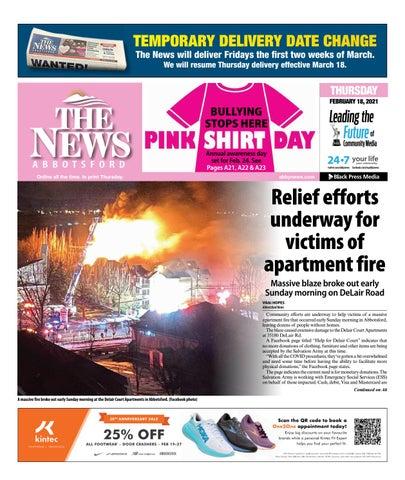 Abbotsford News, February 18, 2021