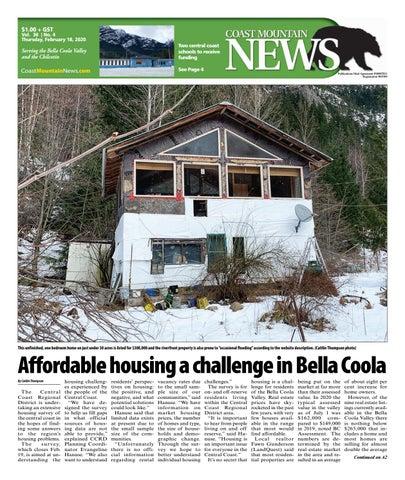 Coast Mountain News, February 18, 2021