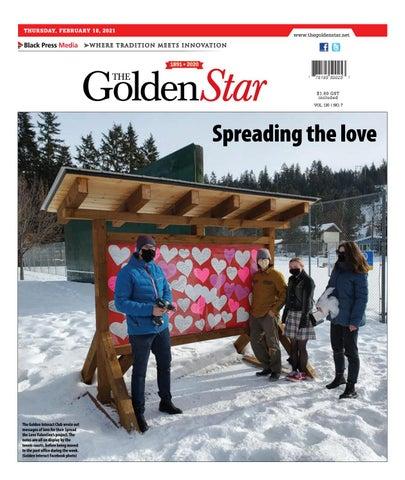 Golden Star, February 18, 2021