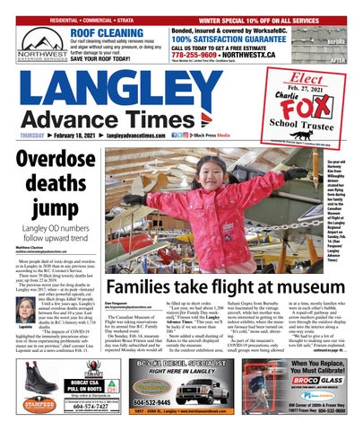 Langley Times, February 18, 2021