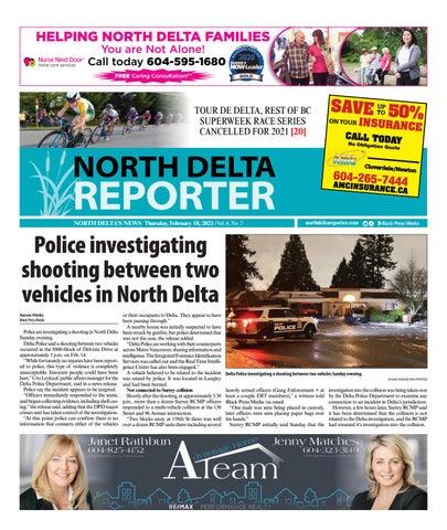 North Delta Reporter, February 18, 2021