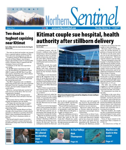 Kitimat Northern Sentinel/Northern Connector, February 18, 2021