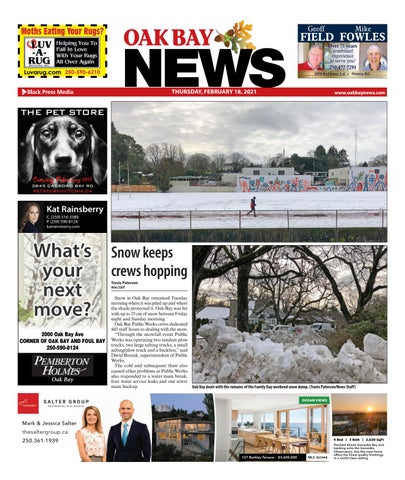 Oak Bay News, February 18, 2021
