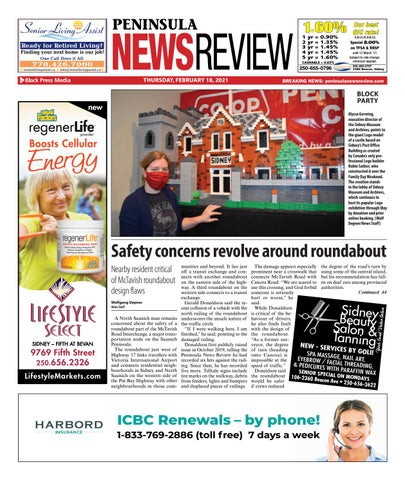 Peninsula News Review, February 18, 2021
