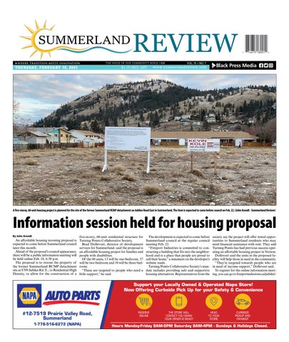 Summerland Review, February 18, 2021