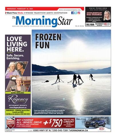 Vernon Morning Star, February 18, 2021