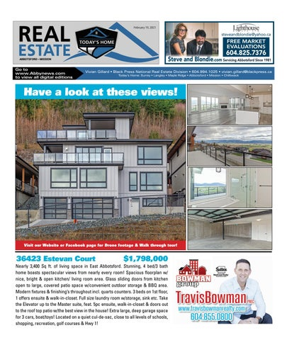 February 19, 2021 Real Estate Weekly - Abbotsford