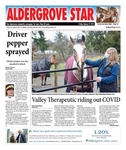 Aldergrove Star, February 19, 2021