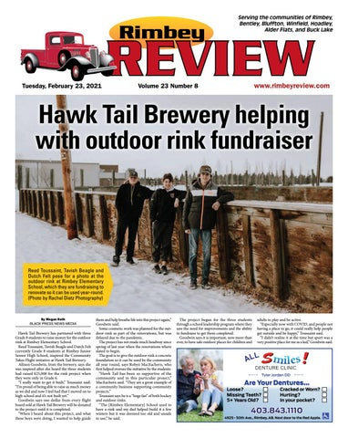 Rimbey Review, February 23, 2021
